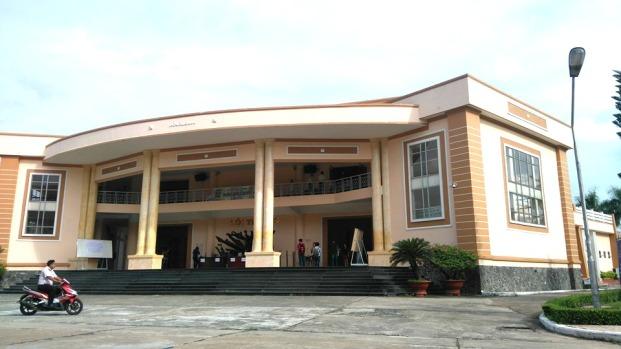 Hội trường Lớn Đại học Ngân hàng
